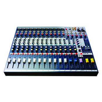 Mixer có effect Soundcraft