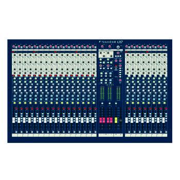 Mixer không effect Soundcraft
