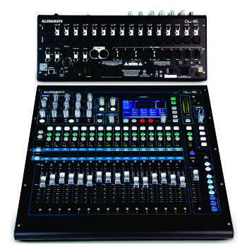 Mixer Digital Allen Heath